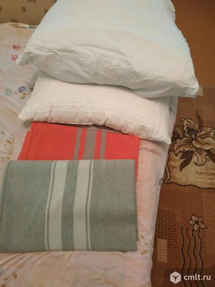 Подушки и одеяла. Фото 1.