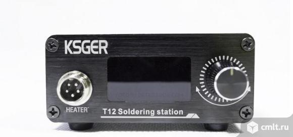 KSGER T12 паяльная станция новая. Фото 8.