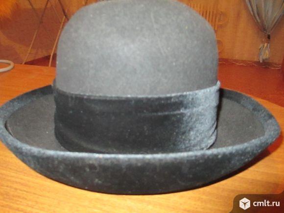 Шляпа демисезонная. Фото 1.