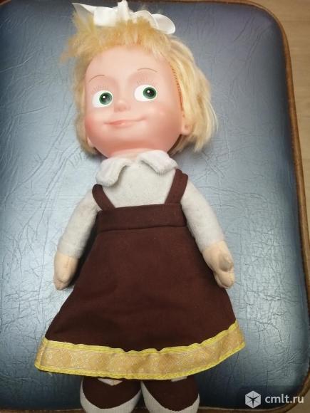 Продам куклу Машу из мультика, говорит и поет. Фото 1.