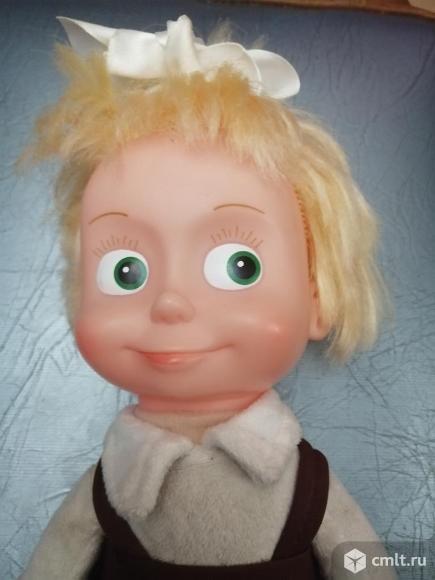Продам куклу Машу из мультика, говорит и поет. Фото 2.