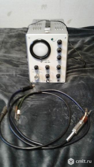 Измерительный прибор Х1-7А. Фото 1.