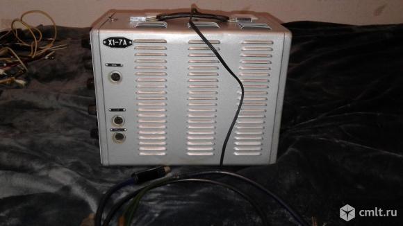 Измерительный прибор Х1-7А. Фото 2.