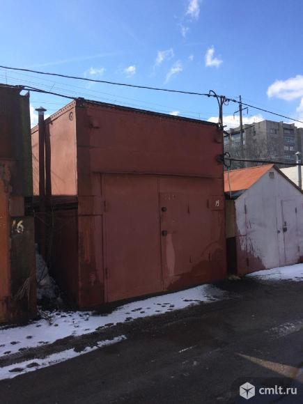 Металлический гараж 26 кв. м ВАИ. Фото 1.