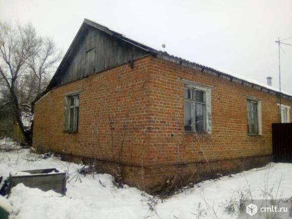 Часть дома 40 кв.м. Фото 1.