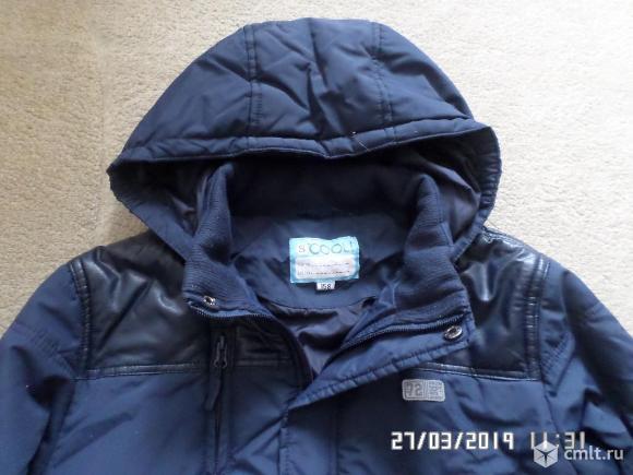 Куртка весна-осень новая на мальчика 12-13 лет. Фото 4.