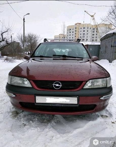 Opel Vectra - 1997 г. в.. Фото 1.