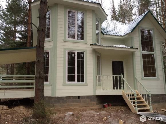 Продается: дом 160 м2 на участке 10 сот.. Фото 1.