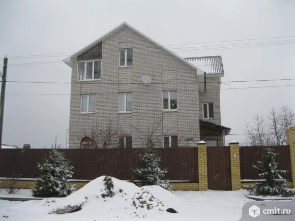 Дом 350 кв.м. Фото 1.