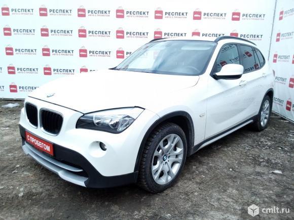 BMW X1 - 2011 г. в.. Фото 1.
