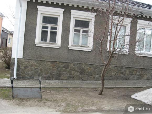 Часть дома 65 кв.м. Фото 1.