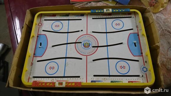 Настольный хоккей.. Фото 1.