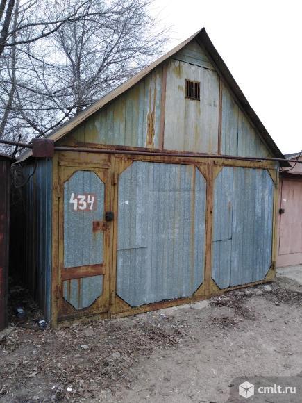 Алюминий ПГСК: гараж, 29.2 кв.м, свет, яма, подвал. Фото 1.