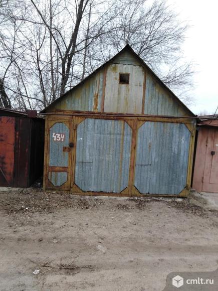 Алюминий ПГСК: гараж, 29.2 кв.м, свет, яма, подвал. Фото 4.