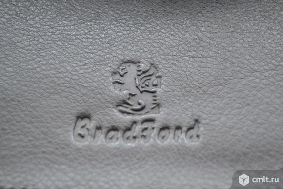 Сумка кожаная BradFord. Фото 5.