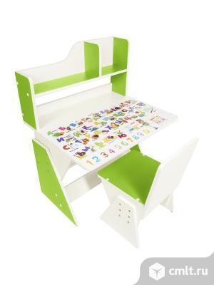 """Детская растущая парта и стул """"Первое место"""". Фото 1."""