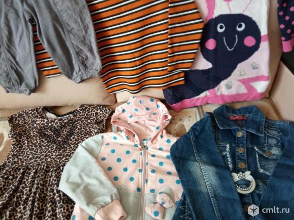 Пакет вещей весна-лето(16 шт). Фото 1.