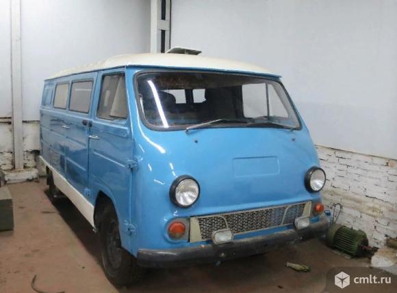 Микроавтобус ЕрАЗ 762 - 1987 г. в.. Фото 1.