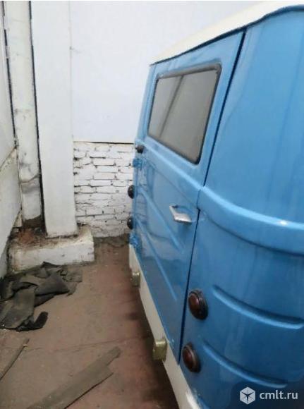 Микроавтобус ЕрАЗ 762 - 1987 г. в.. Фото 4.