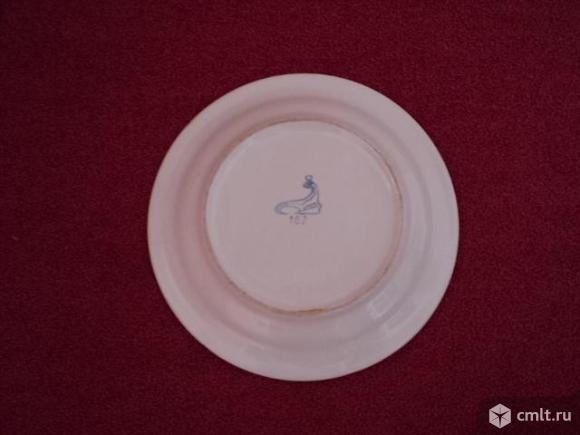 Винтажная тарелка. Фото 4.