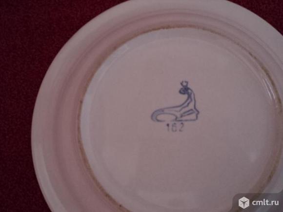 Винтажная тарелка. Фото 1.