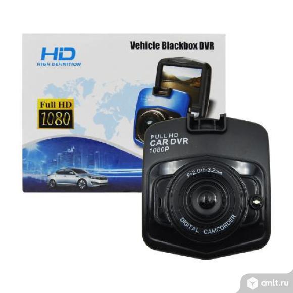 Новый видеорегистратор Blackbox DVR Full HD 1080p. Фото 5.