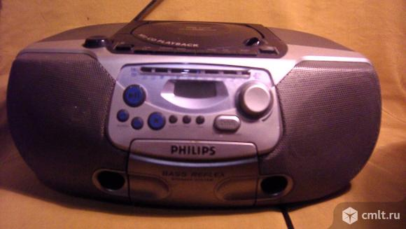 Philips Boombox CD Soundmachine AZ 1226