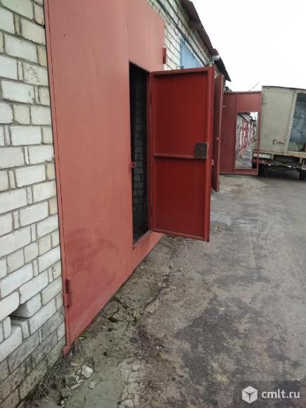 Капитальный гараж 21 кв. м Гигант. Фото 1.