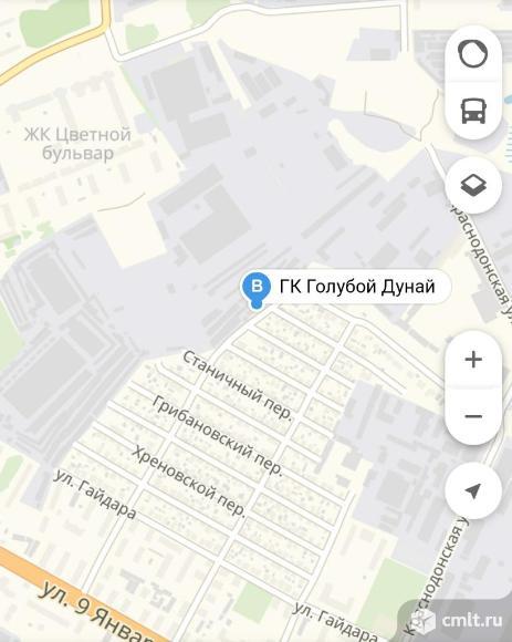 Капитальный гараж 24 кв. м Голубой Дунай. Фото 1.