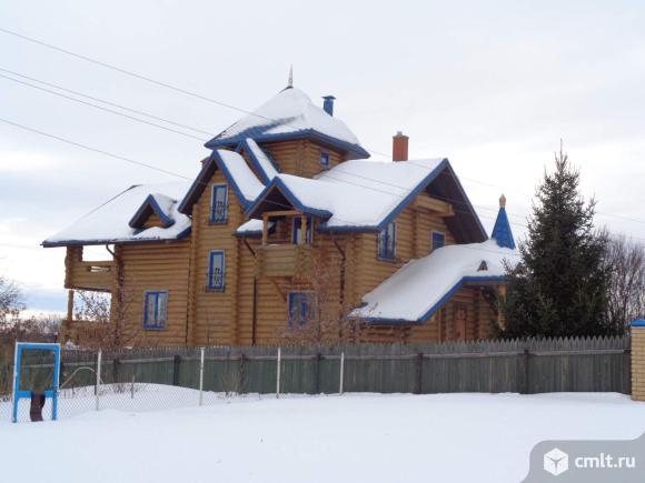 Продается: дом 292.7 м2 на участке 14.08 сот.. Фото 1.