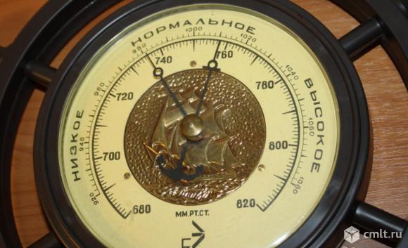 Барометр,термометр,гигрометр. Фото 4.