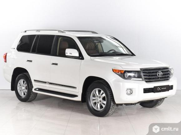 Toyota Land Cruiser - 2014 г. в.. Фото 1.