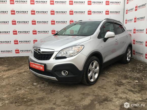 Opel Mokka - 2013 г. в.. Фото 1.