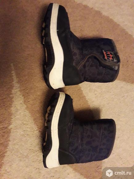 Ботинки зимние. Фото 5.