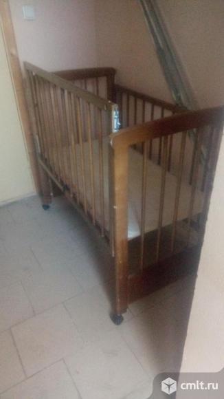 Кровать детская бу
