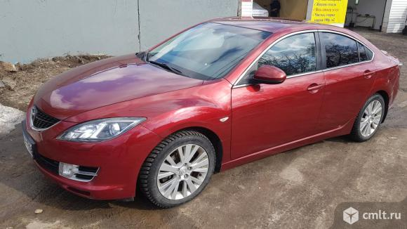 Mazda 6 - 2008 г. в.. Фото 1.