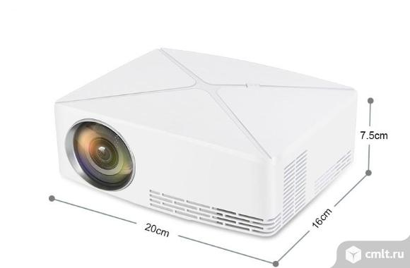 Проектор 1280x720 vivibright C80 новый. Фото 4.