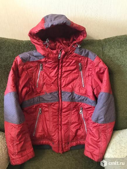 Куртка демисезонная на мальчика. Фото 1.
