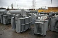 Силовые масляные трансформаторы типа ТМ, ТМГ, ТМЗ мощностью до 2500 кВА