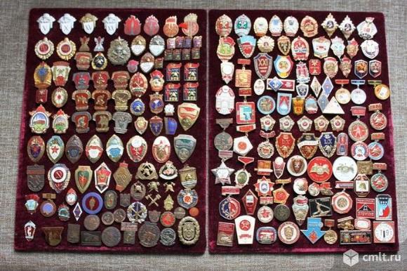 Куплю Знаки и значки разных периодов. Фото 1.