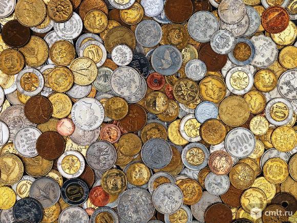 Куплю юбилейные монеты России и СССР и иностранные монеты. Фото 1.