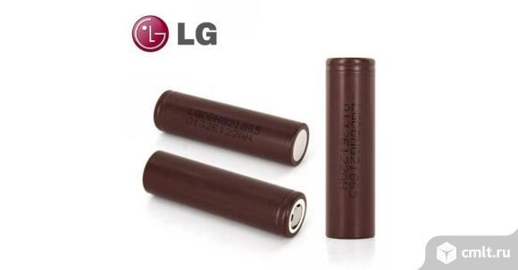 Аккумулятор LG HG2 3000mAh 18650  20А. Фото 1.