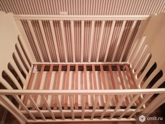 Детская кроватка. Фото 8.