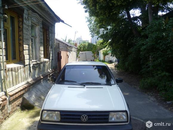 Volkswagen Jetta - 1992 г. в.. Фото 1.