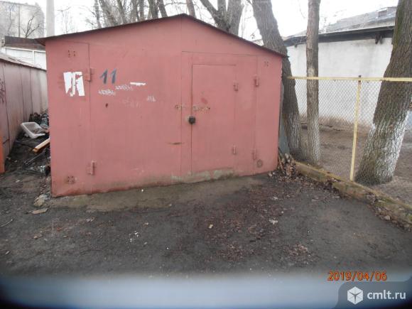Сдам металлический гараж 23 кв. м по ул. Небольсина в районе 11 дома - видео наблюдение.. Фото 1.