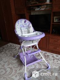 Детское кресло для кормления в хорошем состоянии, без торга.. Фото 1.