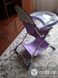 Детское кресло для кормления в хорошем состоянии, без торга.. Фото 3.