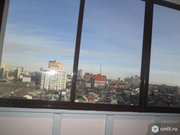Алюминиевые окна. Фото 1.