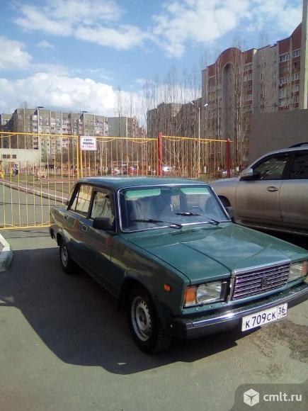 ВАЗ (Lada) 2107 - 2004 г. в.. Фото 4.