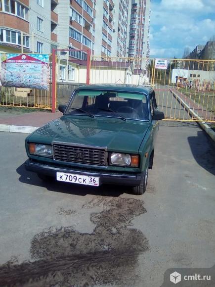 ВАЗ (Lada) 2107 - 2004 г. в.. Фото 1.